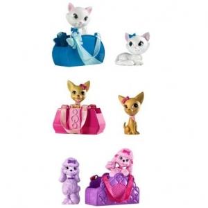 Barbie:V0838 Барби Мини.Прогулки с питомцем