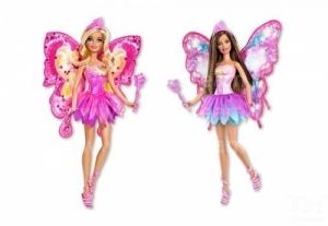 Barbie:W2965 Барби Коллекция Фей  в ассорт.