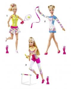 Barbie:W3765 Барби