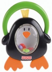 Fisher-Price:X5408 Погремушка Пингвин