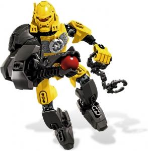 LEGO:6200 Фабрика Героев ЭВО