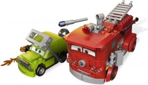 LEGO:9484 Тачки 2 Команда спасения