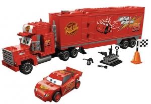 LEGO:8486 Тачки 2 Трейлер Мака