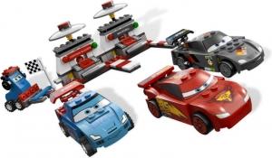 LEGO:9485 Тачки 2 Крутой гоночный набор