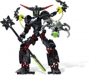 LEGO:6203 Фабрика Героев ЧЕРНЫЙ ФАНТОМ