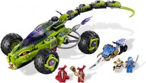 LEGO:9445 Ниндзяго Засада Фэнгпайе