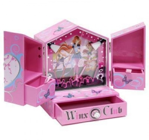 Barbie:12208 Винкс музыкальная шкатулка