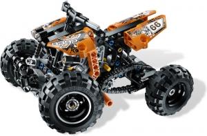 LEGO:9392 Техник Квадроцикл