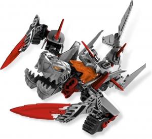 Lego 6216 фабрика героев джоблейд