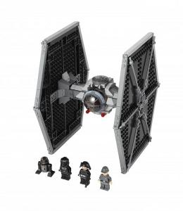 LEGO:9492 Звездные войны Истребитель TIE
