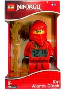 LEGO:900097 Будильник Лего Нинджаго  Кай