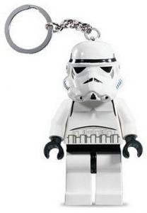 LEGO:LGL-KE12 Брелок фонарик Лего звездные войны Шторм Трупер