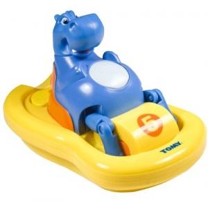 Tomy:2161 Игрушкиа д/ванны Бегемот ТOMY