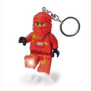 LEGO:LGL-KE8T Фонарик Брелок Лего Нинджаго в ассорт.