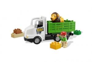 LEGO:6172 Дупло Тачки Зоо-грузовик