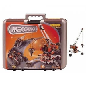 Meccano:037080 Конструктор Юбилейный выпуск 100лет 25 моде