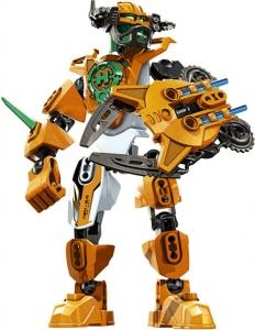 LEGO:2068 Фабрика Героев НЕКС 2.0