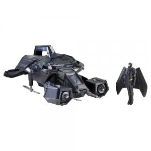 Batman:X2319 Самолет Бетмана с фигур.озвуч. стреляет