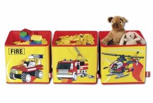 LEGO:SD471 Набор корзин для хранения игруш. Лего 3шт.