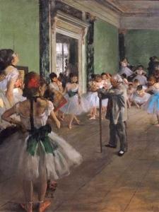 Ravensburger:15462 Дега: Школа танцев 1000