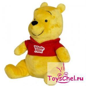Tomy:71864 Мягкая интерактивная игрушка Винни, Тигр