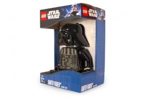 LEGO:9002113 Будильник Лего Звездные Войны Дарт Вейдер