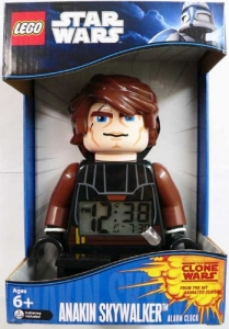LEGO:9003073 Будильник Лего Войны Клонов Анакин